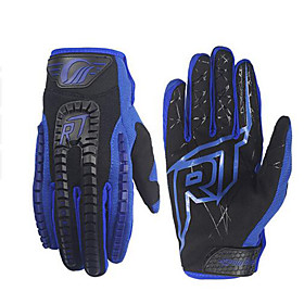 RidingTribe Full Finger Unisex Motorcycle Gloves Poly urethane / Silica Gel / Breathable Mesh Breathable / Touch Screen 6746535