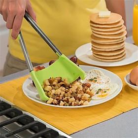 1pc Kitchen Tools Silicon Tools / Multifunction / Creative Kitchen Gadget Spatula Kitchen