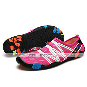 Water Shoes PVC Leather for Adults - Anti-Slip Swimming Snorkeling Water Sports