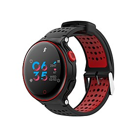 NO.1 X2 plus Smartwatch Android iOS Bluetooth Waterproof Heart Rate Monitor Blood Pressure Measurement Touch Screen Stopwatch Pedometer Call Reminder Activity