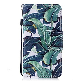 Case For Apple iPhone 6 / iPhone 6s Wallet / Card Holder / Flip Full Body Cases Tree Hard PU Leather for iPhone 6s / iPhone 6