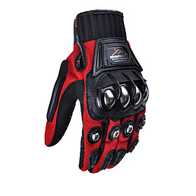 Madbike Full Finger Unisex Motorcycle Gloves Mixed Material Breathable / Wearproof / Protective 6796902