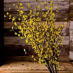 Artificial Flowers 1 Branch Classic Modern / Contemporary / Simple Style Eternal Flower Floor Flower