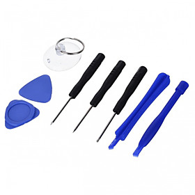 Cell Phone Repair Tools Kit New Design Screwdriver / Suction Cup / Plastic / Stianless Steel Pry Replacement Tools Cell Phone