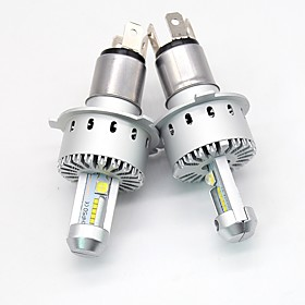 SO.K 2pcs H1 / H3 / H4 / H7 / H11 Car Light Bulbs 40 W Integrated LED / High Performance LED 12000 lm 12 LED Headlamp All years