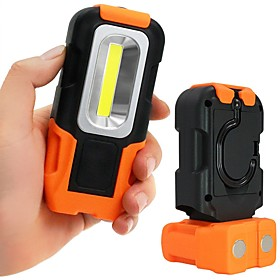 LED Light Lanterns  Tent Lights LED LED Emitters 200 lm Portable Adjustable Camping / Hiking / Caving Everyday Use Cold White Light Source Color Orange