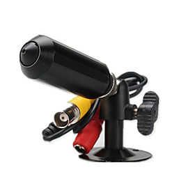 1/3 CCD 800TVL CCD Mini Outdoor Invisible 10Pcs IR 940nm Leds 0 lux Night Vision CCTV CameraInch Micro Cameras
