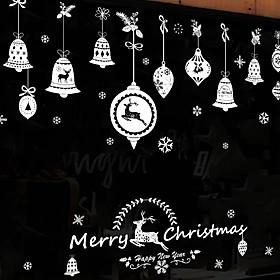 Window Film  Stickers Decoration Christmas Holiday PVC(PolyVinyl Chloride) Window Sticker