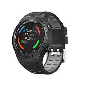 SMA M1 Smartwatch Android iOS Bluetooth GPS Sports Waterproof Heart Rate Monitor Touch Screen Timer Stopwatch Pedometer Call Reminder Activity Tracker / Calori