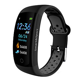 BoZhuo Q6-PRO Smart Bracelet Smartwatch Android iOS Bluetooth Waterproof Heart Rate Monitor Blood Pressure Measurement Calories Burned Exercise Record Stopwatc