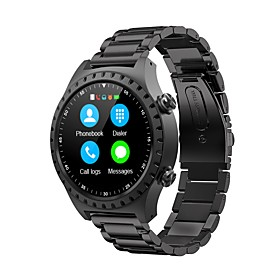 SMA M1S Smartwatch Android iOS Bluetooth GPS Sports Waterproof Heart Rate Monitor Touch Screen Timer Stopwatch Pedometer Call Reminder Activity Tracker / Calor