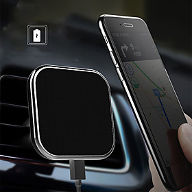 Nine Five NC2 magnetic car wireless charger for iphone 8P/X universal wireless charger car mount for android phone