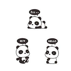Decorative Wall Stickers / Light Switch Stickers - Animal Wall Stickers Animals Living Room / Bedroom / Bathroom