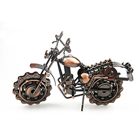 1pc Metal Modern / Contemporary / Simple Style for Home Decoration, Gifts / Home Decorations Gifts