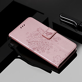 Case For Apple iPhone XS / iPhone XR Wallet / Card Holder / with Stand Full Body Cases Cat / Tree Hard PU Leather for iPhone XS / iPhone XR / iPhone XS Max