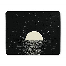Factory OEM Gaming mouse pad / Basic Mouse Pad 22 cm Rubber Mousepad