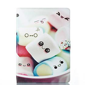 Case For Apple iPad (2018) / iPad Pro 11'' / iPad 4/3/2 Card Holder / with Stand / Flip Full Body Cases Cartoon Hard PU Leather for iPad Air / iPad 4/3/2 / iPa