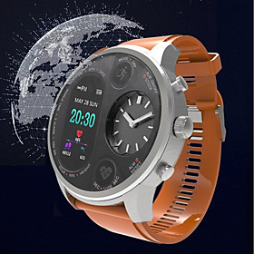 KUPENG T3 Smartwatch Android iOS Bluetooth GPS Sports Waterproof Heart Rate Monitor Pedometer Call Reminder Activity Tracker Sleep Tracker Sedentary Reminder /