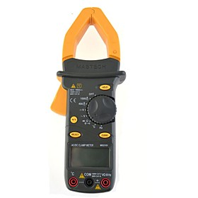 MASTECH MS2101 AC/DC 1000A Digital Clamp Meter DMM Hz/C measured capacitance