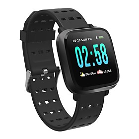 iPS GY8 Smartwatch Android iOS Bluetooth GPS Waterproof Heart Rate Monitor Blood Pressure Measurement Touch Screen Timer Pedometer Call Reminder Activity Track