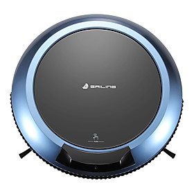 SAILING Robotic Vacuums Cleaner QH8 Climbing Function Anti-collision System Slim design Wireless Automatic cleaning Edge Cleaning Schedule Cleaning / Creepy /