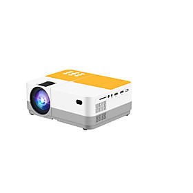 H3 LCD 2400 Lumens Video Projector 1080 x 720P 150 inch support  VGA SD card