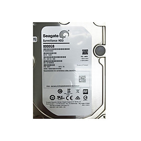 Seagate hard drives ST8000VX0002,8T for Security Systems 14.710.22.6 cm 0.1 kg