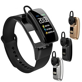 KUPENG B31 Smart Bracelet Smartwatch Android iOS Bluetooth Sports Heart Rate Monitor Blood Pressure Measurement Touch Screen Calories Burned Pedometer Call Rem