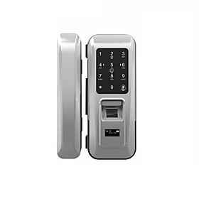 Factory OEM Intelligent Lock Smart Home Security iOS / Android System RFID / Anti peeping password / Random security code settings Hotel / Office (Unlocking Mo