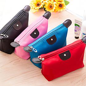 Travel Bag / Travel Organizer / Cosmetic Bag Large Capacity / Waterproof / Fast Dry Portable Nylon Travel