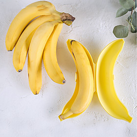3pcs Kitchen Tools PP Eco-friendly / Easy to Carry / Adorable Dining and Kitchen / Fruit Basket / Fruit  Vegetable Tools Fruit / Kitchen / Bannana