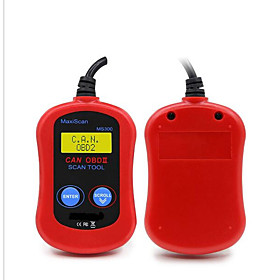 Best Quality OBD2 MS300 Code Reader MaxiScan