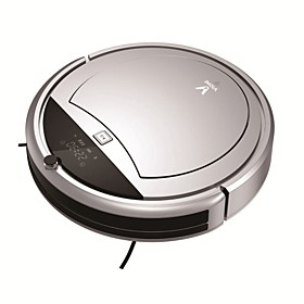 Xiaomi VIOMI VXRS01/V1 Smart Remote Control Robotic Vacuum Cleaner Automatic Intelligent Cleaning Robot Silver Color (EU Plug)