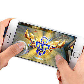 Q8 Wireless Game Controllers / Controller Grip / Game Trigger For Android / iOS ,  Portable / Creative / New Design Game Controllers / Controller Grip / Game T