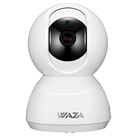 WAZA SC03 1080p 2MP Home Camera, Indoor IP Security Surveillance System Night Vision Home/Office / Baby/Nanny / Pet Monitor iOS, Android App