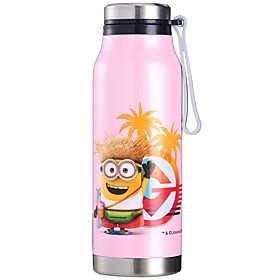 Drinkware Sport Bottle / Vacuum Cup Stainless steel Portable / Mini / Cartoon Sport / Casual / Daily