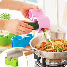 1pc Kitchen Tools Stainless Steel  Plastic Creative Kitchen Gadget Peeler  Grater Kitchen