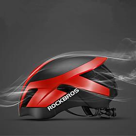 ROCKBROS Adults' Bike Helmet 26 Vents ESPPC Sports Cycling / Bike - Black / Blue / BlackSliver / Royal Blue Men's