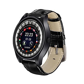 Kimlink R68 Smartwatch Android Bluetooth Hands-Free Calls Media Control Camera Distance Tracking Information Stopwatch Pedometer Call Reminder Activity Tracker