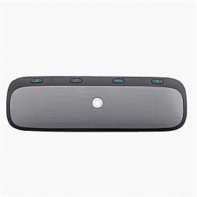 TZ900 Bluetooth Car Kit Hands-free Sun Visor Bluetooth Phone Voice Reporting Wireless Navigation MP3 Music Player Speakers