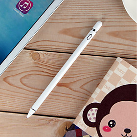 Universal 1.5mm Rechargeable Active Stylus Capacitive Screen Touch Drawing Pens Screen Pen USB Charging For iPhone Samsung iPad Tablet Smartphone