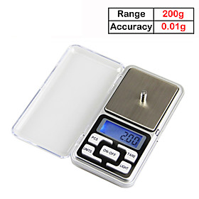 200g/0.01g weight Digital scales Electronic Kitchen Scale balance cuisine portable gold Jewelry Scales