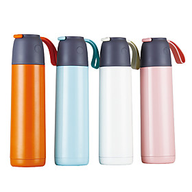 Drinkware Vacuum Cup / Tumbler Stainless steel Portable / Heat Retaining / Heat-Insulated Gift / Casual / Daily