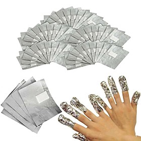 100pcs Multi Function / Best Quality White Series nail art Manicure Pedicure Eco-friendly Material Stylish / Trendy Daily