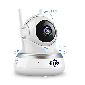 Hiseeu 1080P IP Camera WIFI CCTV Video Surveillance P2P Home Security cloud/TF card storage 2MP babyfoon camera network