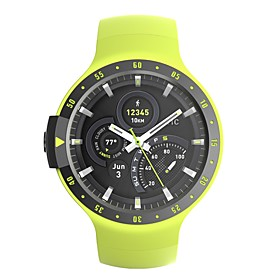 TicWatch WE11078 Smartwatch Android iOS Refurbished Bluetooth WIFI Sports Waterproof Heart Rate Monitor Long Standby Hands-Free Calls Timer Stopwatch Pedometer