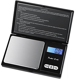 500g High Definition Portable LCD-Digital Screen Mini Pocket Digital Scale For Office and Teaching Home life Kitchen daily