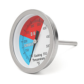 Portable / Durable BBQ Thermometer 100-550 For Outdoor Sporting, Home life