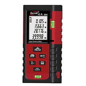 SUWEI 40M Laser Distance Meter Rangefinder High Quality Laser Distance Meter Measuring Tape-1286876