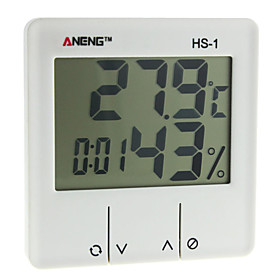 ANENG HS-1 Portable / Durable Temperature Gauge -10°C~70°C Home life, LCD Display